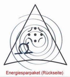 Energiesparpaket - Rückseite