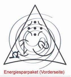 Energiesparpaket - Vorderseite