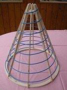 Energiespirale andere Konstruktion