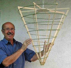Werner mit Energiespirale